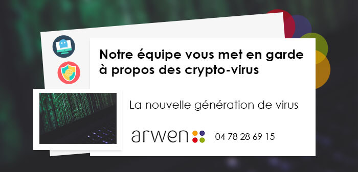 Attention aux crypto-virus