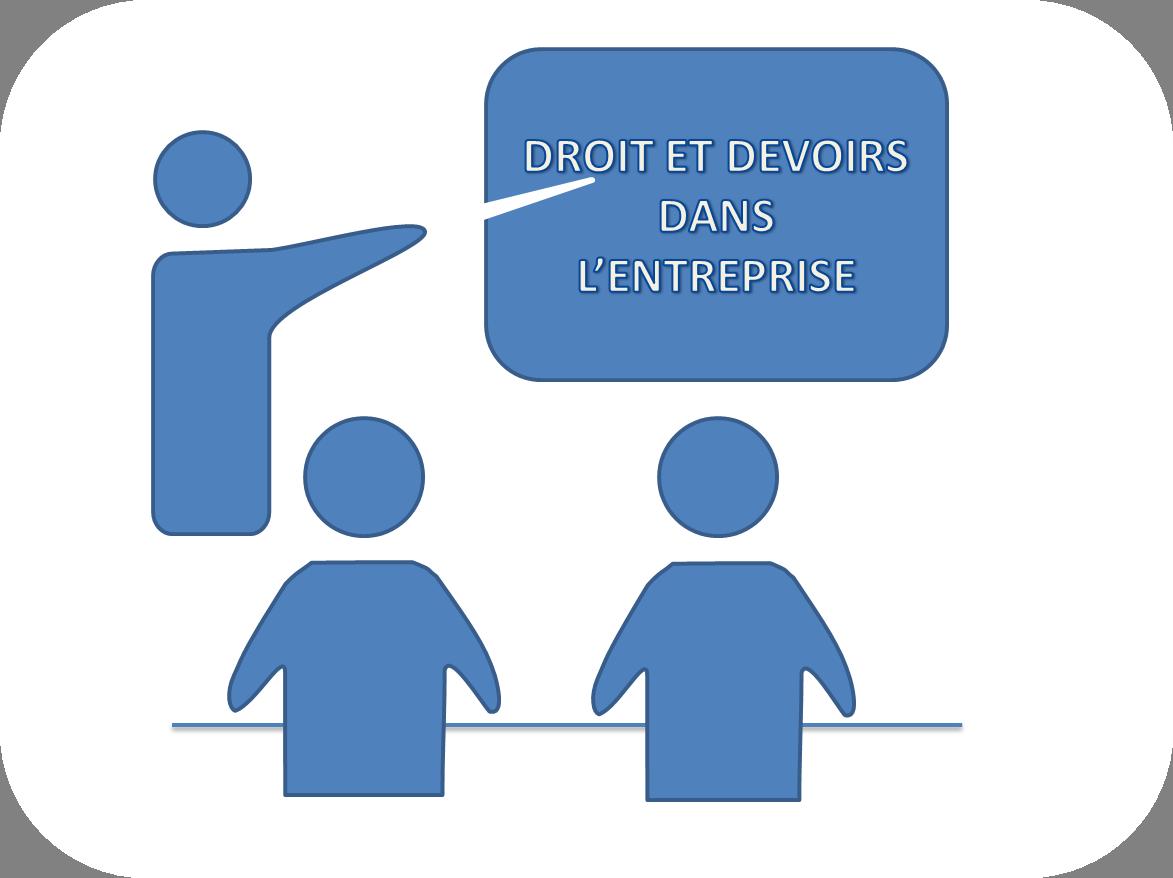 Formation droits et devoirs dans l 39 entreprise - Mur privatif droit et devoir ...