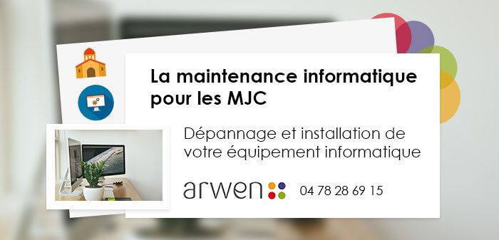 Maintenance Informatique MJC