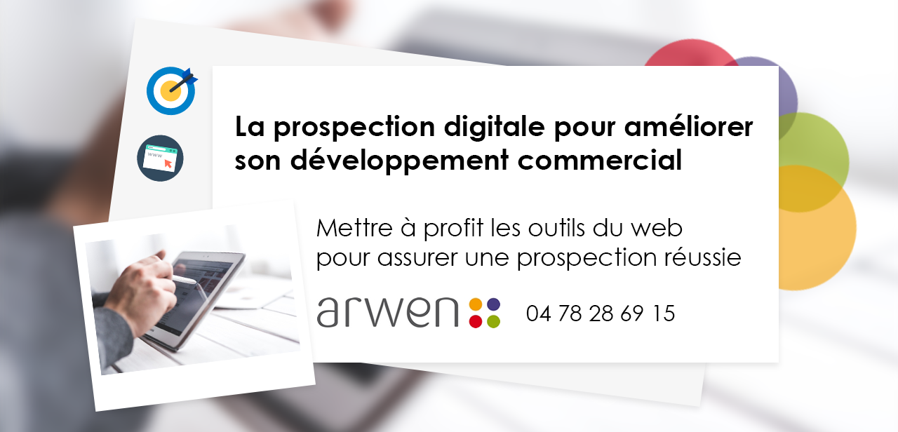 prospection digitale dev commercial